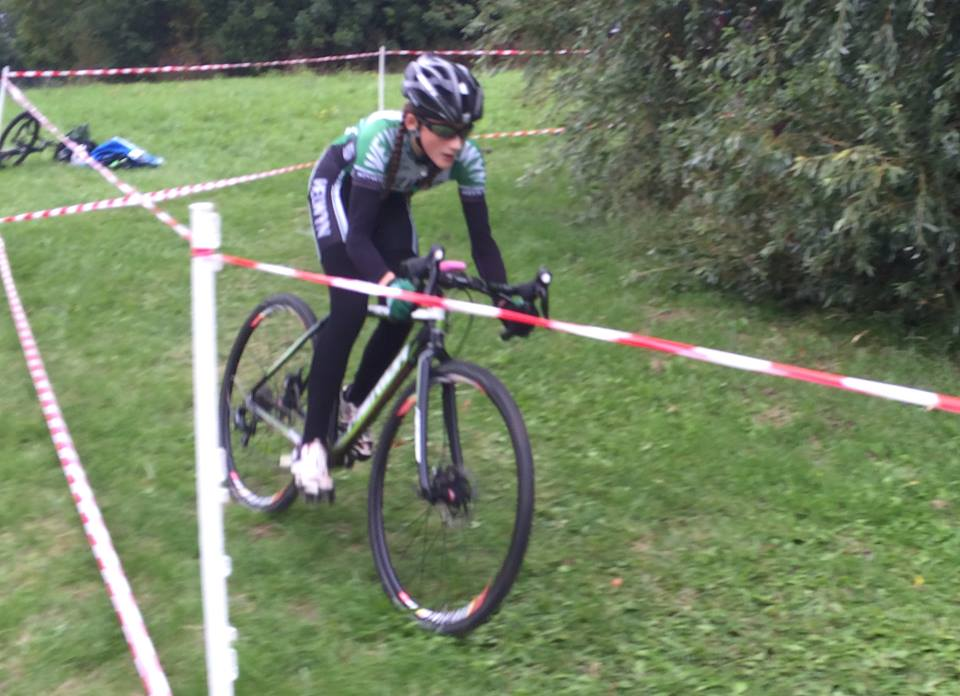 1st under 16 girls sept cx basidon