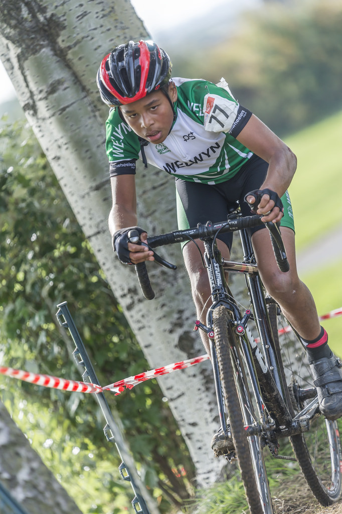 First National Trophy race for Dylan
