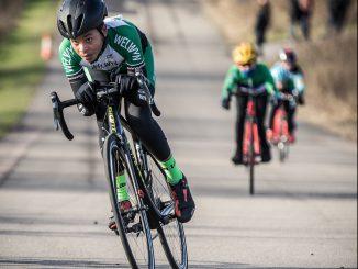 Dylan Starkey Goes Aero - Photo: Huw Williams