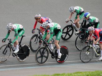 The Youth A Boys Group at Herne Hill