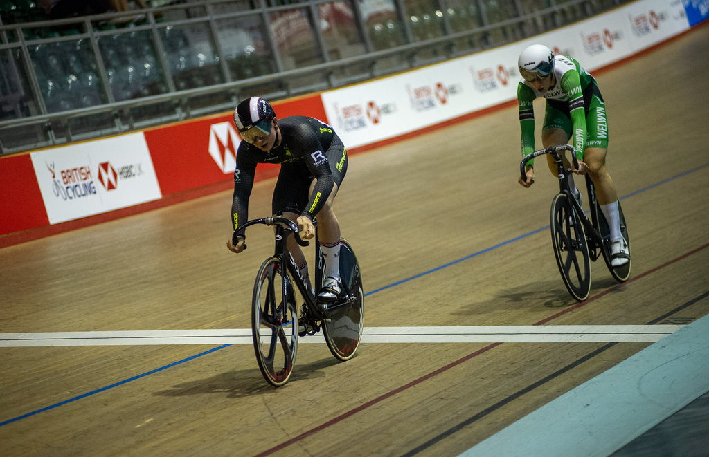 British National Youth and Junior Track Championships 2019.rJunior Sprint Trophy – Junior Male, Newport Velodrome