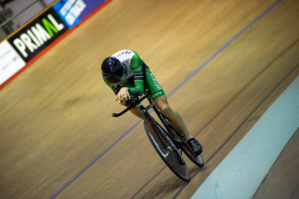 British National Youth and Junior Track Championships 2019.rThe Carlton Cup – Male U16r2000m Pursuit Championship, Newport Velodrome