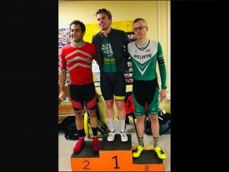 One for the Seniors: Andrew Knott podiums at Hillingdon