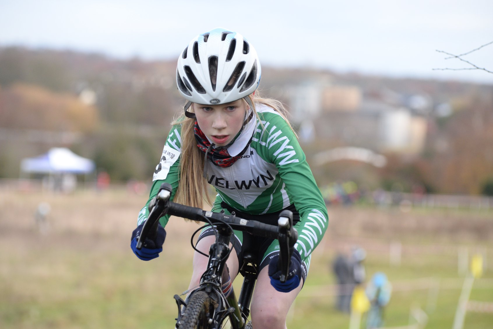 Megan Hughes – Girl Power at Hilly fields