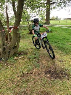 Daniel Elliot Travers Mountain bike series
